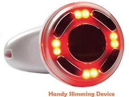Wholesale New slimming beauty machine cavitation RF skin tightening with Red LED photon