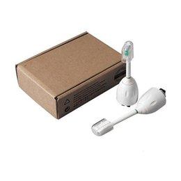 Wholesale Sonicare HX7002 E Series Replacement Brush Head pack by Brown box Replacement Brush Heads