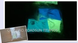 Wholesale glow pigment photoluminescent powder glow powder for water base paint or coating