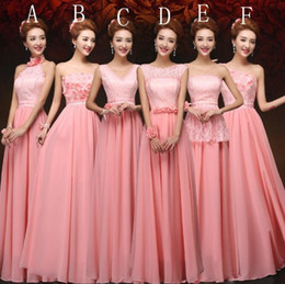 Wholesale 2015 NEW Bridesmaid Dress Wedding Strapless Prom A line Size Under Long Custom Made Bridalmaid Cheap Dress