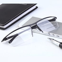 Wholesale Quality Titanium frame spectacle frames eye glasses optical glasses myopia titanium glasses frame eyeglasses Oculos eyeglasses brand logo