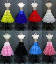 Wholesale 2015 s Retro Underskirt Swing Vintage Petticoats Fancy Net Skirt Rockabilly Tutu Colores To Choosing Cheap Style