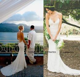 Discount Low Cut Beach Wedding Dresses | 2017 Beach Wedding Low ...