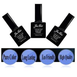 Wholesale Fashional Gelish Nail Gel Polish Soak Off Nail Gel For Salon UV Gel Decor Led UV Gel Nail Art Tips Colors ml High Quality