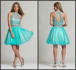 Aqua Cocktail Dresses