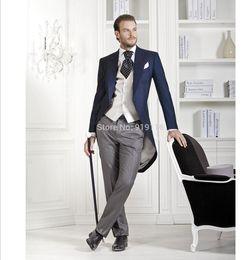 Italian Fit Suit Online | Italian Slim Fit Black Suit for Sale