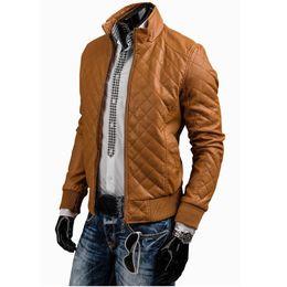 Discount Men Stylish Leather Jackets   2017 Stylish Leather ...