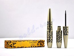 Wholesale NEW Makeup Leopard Eyeliner Liquide Waterproof Eyeliner Black ML FREE GIFT