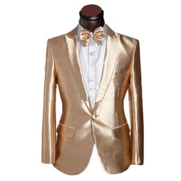 Men Prom Suits Champagne Gold Online | Men Prom Suits Champagne ...