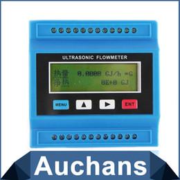 Оптово-ТЮФ-2000M (Ду15 ~ DN100mm) ультразвуковые расходомеры / Тепловая модуль расходомера расходомер