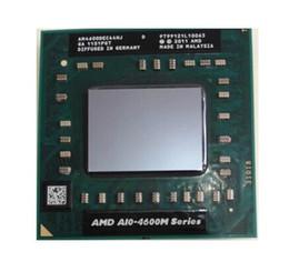 AMD Quad-Core A10-4600M 2.3GHz гнездо FS1 A10 4600м AM4600DEC44HJ A10-Series ОБРАБОТЧИК ноутбук CPU