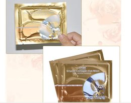 Wholesale fashion skin care pilaten Care Crystal Collagen Eye Mask Collagen Crystal Eye Masks Anti aging
