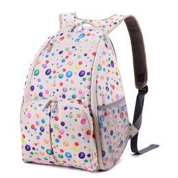 baby bags designer sale ntye  High Quality 2 Waterproof Ladies Backpacks Designer Mummy bags Diaper Bag  Big Bady Nappy Bag Travel Mama bag Free shipping