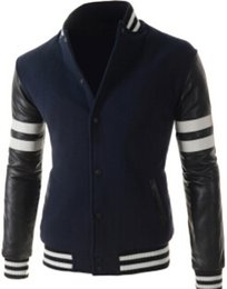 Leather Sports Jacket For Men Online | Leather Sports Jacket For ...