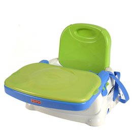Wholesale Fisher collapsible portable baby chair multifunction baby dinette and young children eat seats