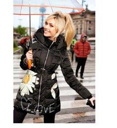 Wholesale Desigual new winter women s wadded jacket cotton padded clothes e2959 Desigual Margarita Coat Jacket