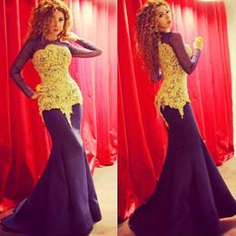 Wholesale Kim Kardashian Long Evening Dresses New Designer Long Sleeve Lace Cheap Sexy Prom Dresses Custom Made Dresses