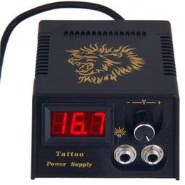 Wholesale D50021 LCD Digital Tattoo Power Supply Machine58940