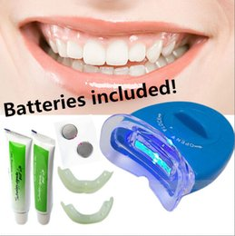 Wholesale Original Whiten Light Teeth Whitening Tooth Gel Whitener Oral Care Toothpaste Kit For Personal Dental Care Healthy with battery