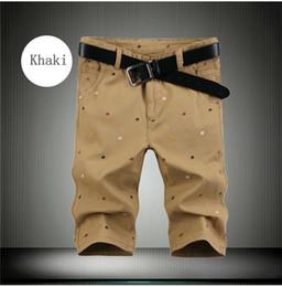Wholesale New Arrival Summer Shorts Men Fashion Cotton Men s Casual Shorts Plus Size Shorts For Men Four Colors