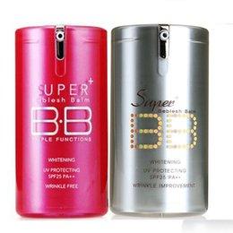 Wholesale Super Beblesh Baume BB Cream Concealer Maquillage Blanchiment Blanchiment Fondation CC Crème Visage SPF25 PA