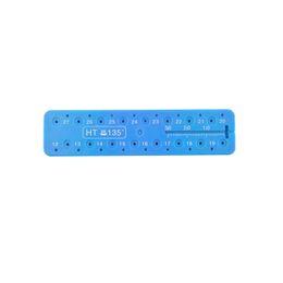 Wholesale Brand New Endo Block ProTaper Files Measuring Tools Accessory Endodontic Ruler