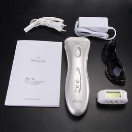 Wholesale BEAUTIA ML IPL Irradiator Depilator Skin Care Hair Removal Epilation Levels Energy Adjusting White Epilator from South Korea