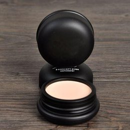 Wholesale Skin or ivory foundation cream concealer Bare Facial Makeup Compact Mineral Powder