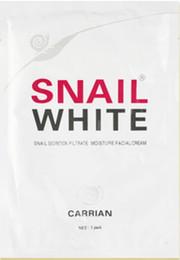 Wholesale Snail White Face mask Snail Secretion Filtrate Moisturek Carrian Filtrate Secretion Skin Care Acne Facial Moisture Mask