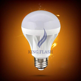 Discount free energy efficient light bulbs 2014 Free Shipping New 2014 E27  SMD2835 30 LED Light