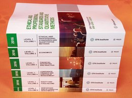 Wholesale 2016 CFA LEVEL1 official textbooks Coordinate CFA notes