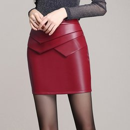 Short Red Leather Skirt Suppliers | Best Short Red Leather Skirt ...