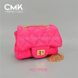 Wholesale CMK KB008 Colors Fashion New Children s PU Leather Bags Girl s Mini Purses Kid s Bag Kids Small Designer Shoulde Bags Women Mini Bag