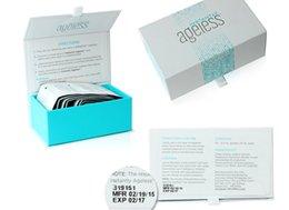 DHL Free 50Sachets в коробке JEUNESSE AGELESS крем для глаз Мгновенно подтяжка лица Anti Aging по уходу за кожей морщин Верхнее качество