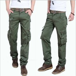 Wholesale Plus Size Pants Men Korean Pants For Men Cargo Pants Casual lose sport Pant Hip Hop Male Pants MY
