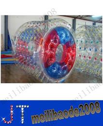 Бесплатная доставка ПВХ воды ходьбе мяч 2014 новые прибыл ПВХ воды ходьба мяч зорб мяч Зорбинг воды ходьбе мяч MYY10033A