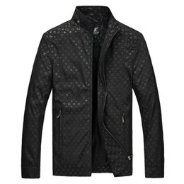 Wholesale 2014 Fashion Winter Louisss Jacket Vuittonnn Men Cotton padded Overcoat Casual Warm Outdoors Thick Outwear Coats Jackets