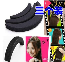 Wholesale Pad hairpin elevator princess head hair style maker fluffy hair tools hair accessory for fashion lady to beauty hair Sexy Cute Elegant