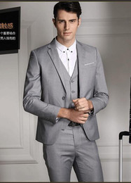 Grey And White Suit   My Dress Tip