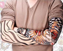Wholesale 20 Tattoo Sleeves Men Women Arm Sleeve Ideas Fashional Styles Protection Sun Tatoo Mixed Designs Tattoo Designs
