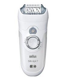 Wholesale Braun Silk épil Epilator Pro7681 Wet and Dry Rechargeable Shaver New