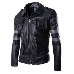 Cheap Leather Bomber Jackets For Men | Free Shipping Leather ...