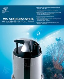 Wholesale Shenzhen Ya Diya ADA WS ultra quiet W Vertical submersible pump submersible pumps aquarium fish tank