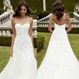 Discount Modest Sweetheart Neckline Wedding Dresses | 2017 Modest ...