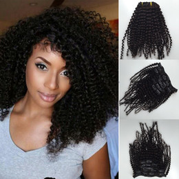 How to wear curly hair extensions