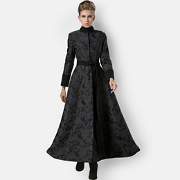 Discount Extra Long Trench Coats Women | 2017 Extra Long Trench ...
