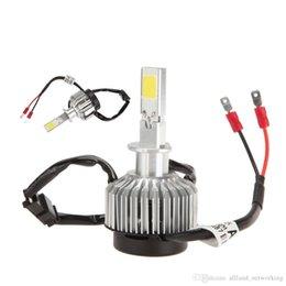 De los Estados Unidos! 32W 6000K H1 / H7 / H3 / 9005 // 9006 HB3 HB4 / H8 H9 H11 auto del coche LED lámpara de la linterna
