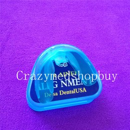 Wholesale Dental Tooth Orthodontic Appliance Trainer Alignment Braces Mouthpieces For Teeth Straight Alignment