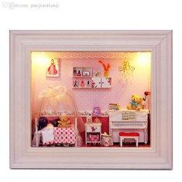 discount dollhouse furniture kits build wholesale sweet house diy dollhouse miniture wooden with furniture doll affordable dollhouse furniture