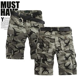 Wholesale 2015 Mens Camouflage Shorts Summer Sports Men shorts Camo Short Cargo shorts for men NO K991 P38
